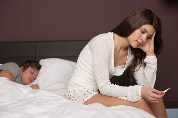 nguyên nhân chậm mang thai