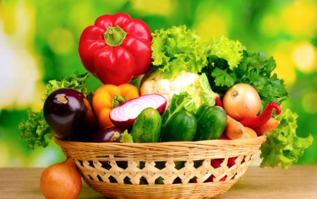 Trái cây và rau xanh sẽ giúp việc thụ thai tốt hơn