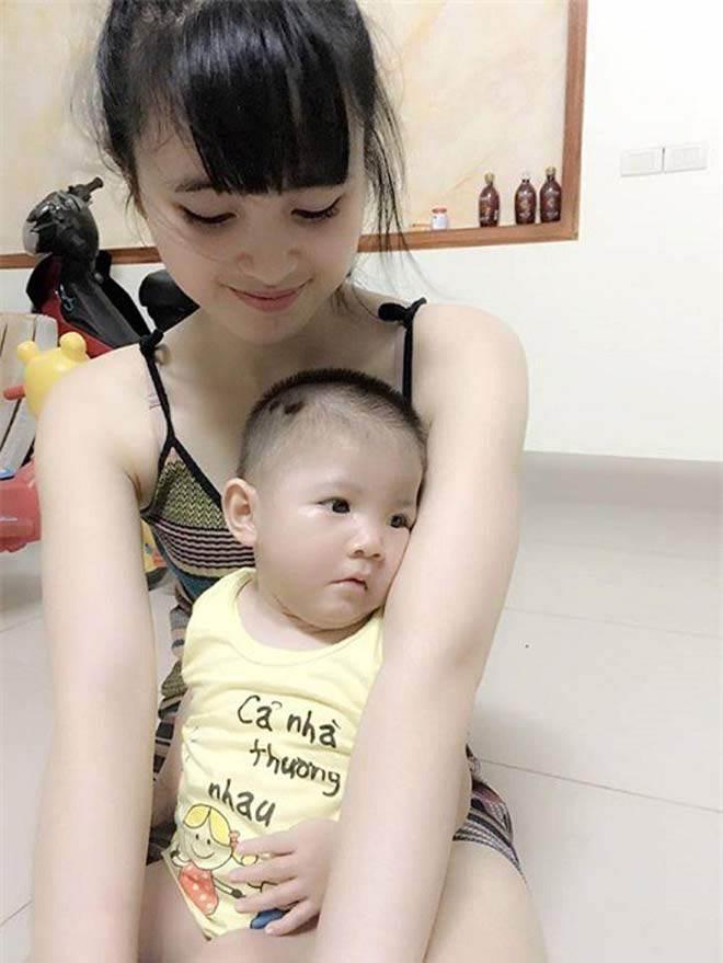 ngưỡng mộ cô gái trẻ nhận nuôi bé gái 14 tháng tuổi suy dinh dưỡng nặng