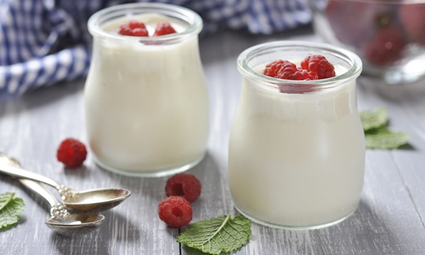 sữa chua đặc biệt tốt cho phụ nữ mang thai ở hai tháng cuối thai kỳ