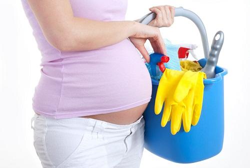 Hoạt động ảnh hưởng đến thai nhi