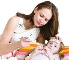 Chế độ dinh dưỡng khi bé bị bệnh