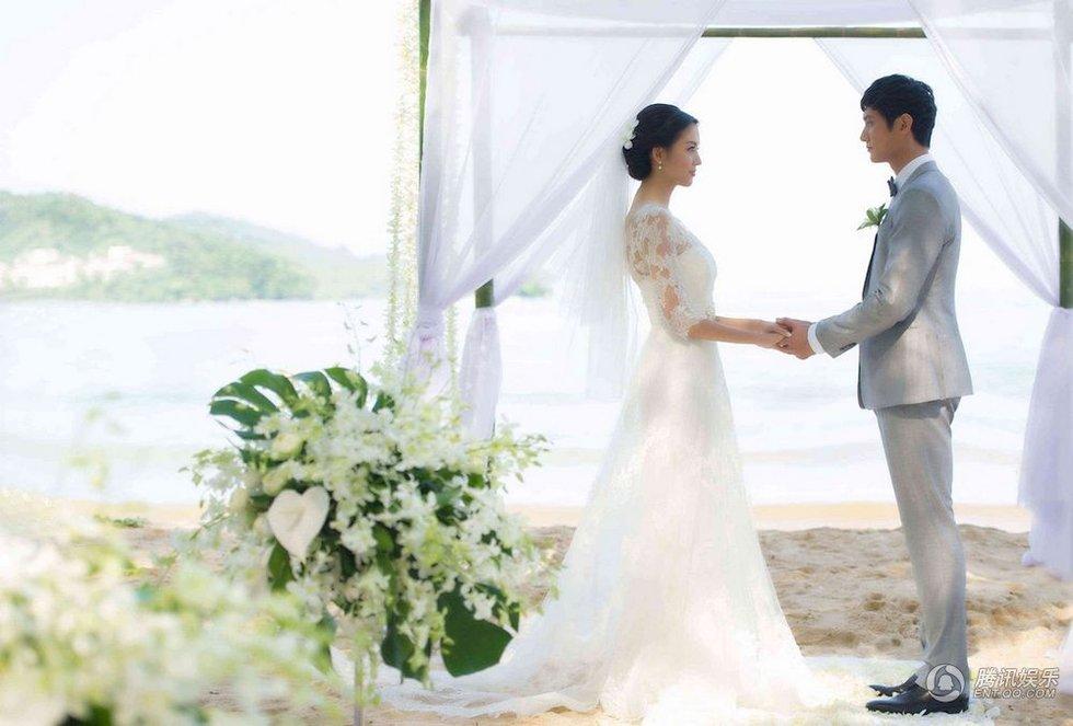 mơ đám cưới