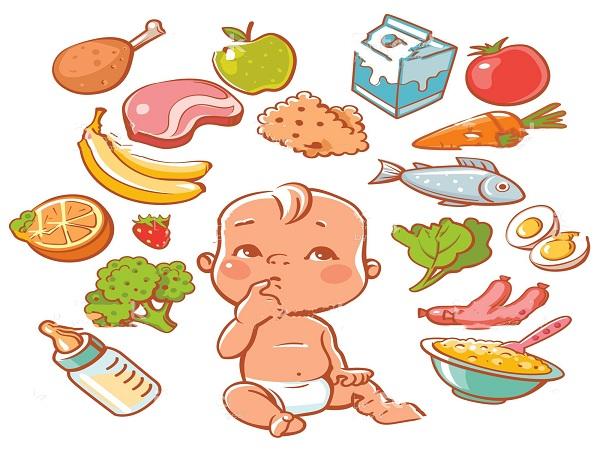 chế độ dinh dưỡng cho bé sau khi cai sữa