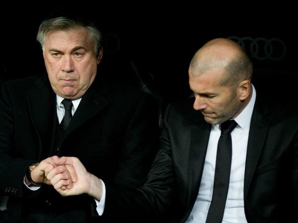 """Ancelotti: """"Zidane và Real có khả năng trở lại mạnh mẽ mùa giải sau"""""""