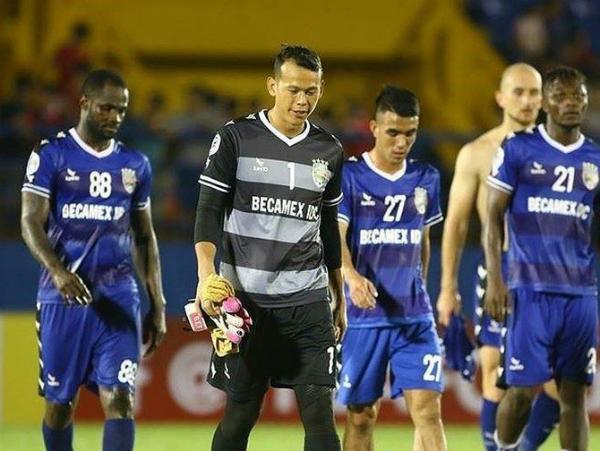 Thủ môn Tấn Trường gửi tâm thư sau sai lầm tai hại ở V-League