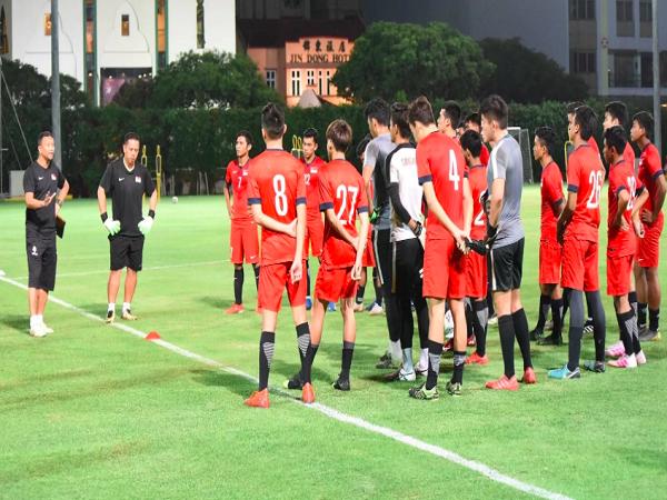 U22 Singapore lọt vào chung kết Merlion Cup