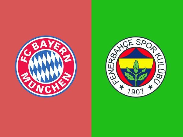 Dự đoán Bayern Munich vs Fenerbahce, 1h30 ngày 31/07