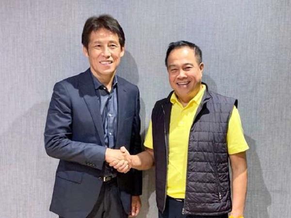 Thái Lan ấn định ngày ra mắt tân HLV trưởng