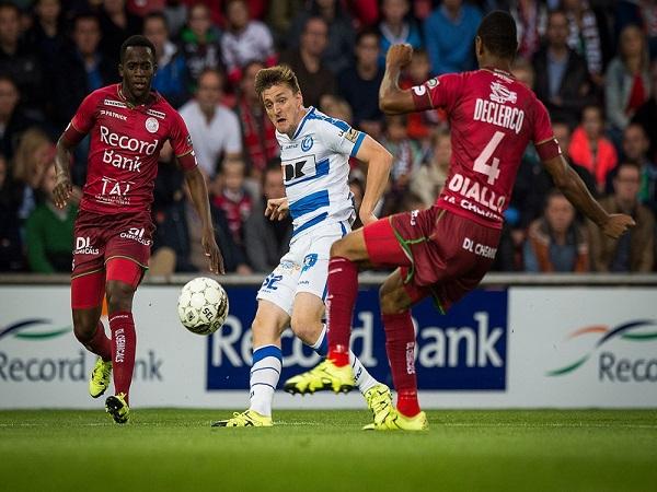 Nhận định Zulte Waregem vs Charleroi 01h30, 20/08