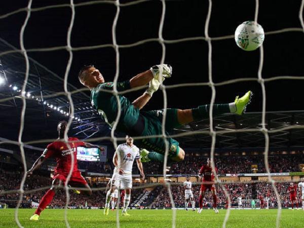 4 điểm nhấn quan trọng trận MK Dons 0-2 Liverpool