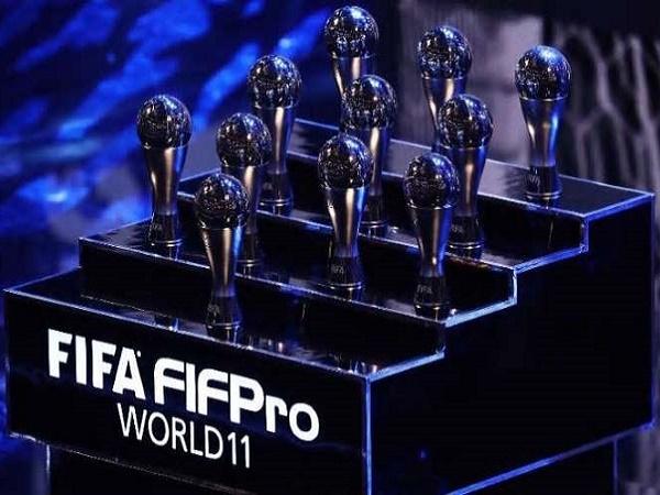 Rò rỉ 2 cái tên đầu tiên của ĐHTB FIFA năm 2019
