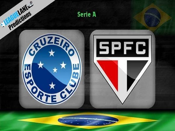 Nhận định kèo Cruzeiro vs Sao Paulo 7h00, 17/10 (VĐQG Brazil)