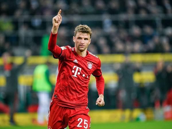 Inter Milan tăng tốc thương vụ Muller