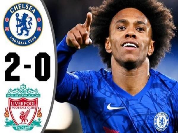 Điểm nhấn Chelsea 2-0 Liverpool: Liverpool trên đà đi xuống