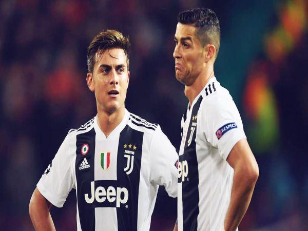 Thật khó để Ronaldo và Dybala cùng tồn tại ở Juventus