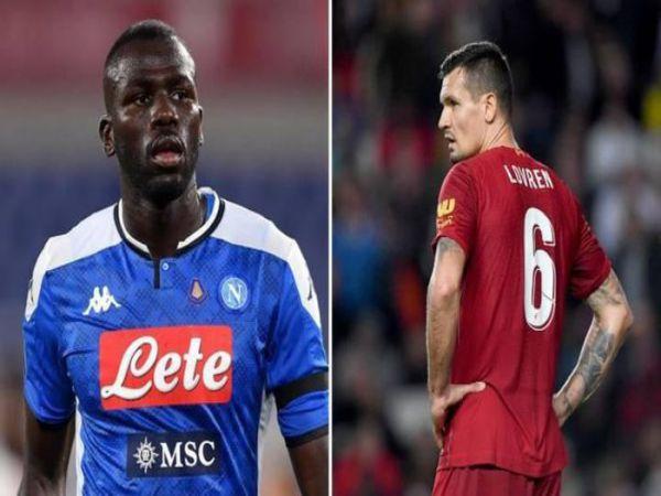 Liverpool cược Dejan Lovren để ký K.Koulibaly