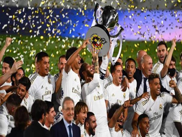 Tổng hợp những danh hiệu khi La Liga 2019/20 hạ màn