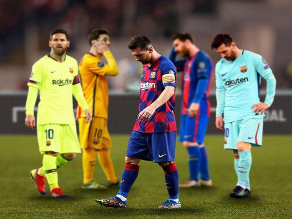 Tin bóng đá Barca 15/8: Barca thua thảm bại và lỗ thủng cuối cùng