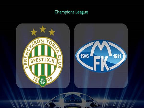 Nhận định Ferencvaros vs Molde 02h00, 30/9 - Cúp C1 Châu Âu