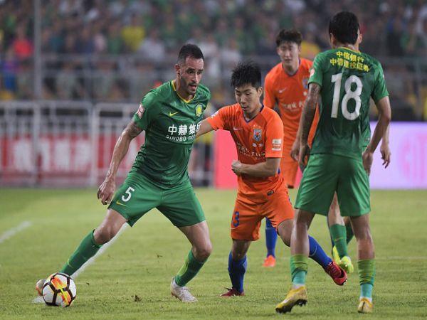 Nhận định, soi kèo Beijing Guoan vs Shandong Luneng, 18h35 ngày 22/10