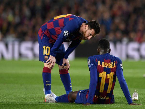 Tin thể thao trưa 16/10: Dembele phải tập luyện khi các đồng đội nghỉ