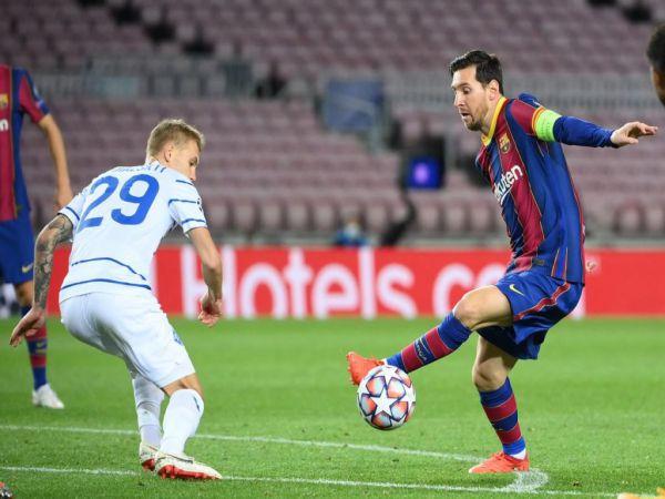 Soi kèo Dynamo Kiev vs Barcelona, 03h00 ngày 25/11 - Cup C1 châu Âu