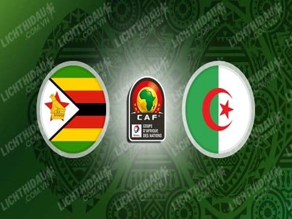 Soi kèo Zimbabwe vs Algeria 20h00, 16/11 - VL CAN 2021