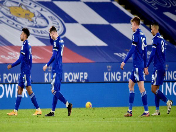 Tin bóng đá chiều 19/2: Leicester gây thất vọng ở Europa League
