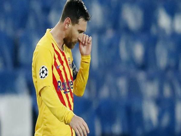 Bóng đá QT ngày 12/3: Koeman van xin Messi ở lại Barca