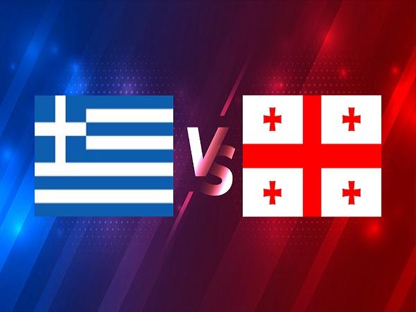 Soi kèo Hy Lạp vs Georgia – 01h45 01/04, VL World Cup 2022