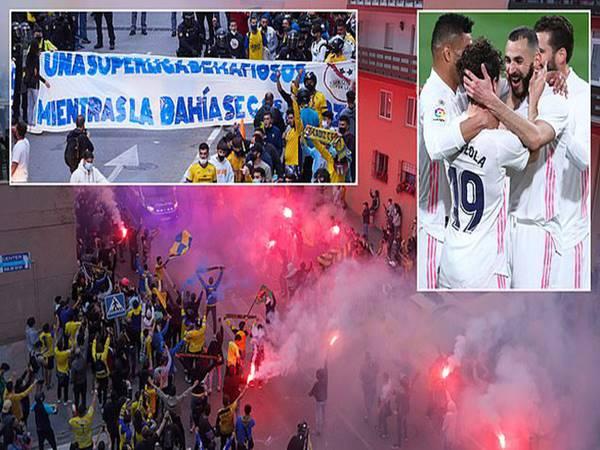 Tin bóng đá 22/4: Real Madrid đã dễ dàng đánh bại Cadiz