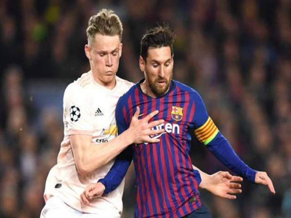 Tin thể thao chiều 2/4: McTominay bị Messi hiểu lầm vụ kéo áo