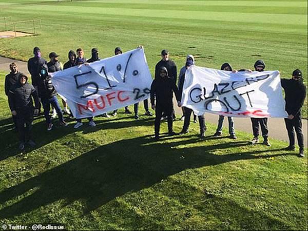 Tin thể thao trưa 24/4: CĐV MU và Liverpool lên kế hoạch biểu tình
