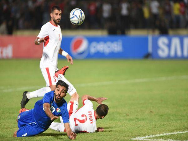 Nhận định tỷ lệ Kuwait vs Jordan, 02h00 ngày 12/6 - VL World Cup 2022