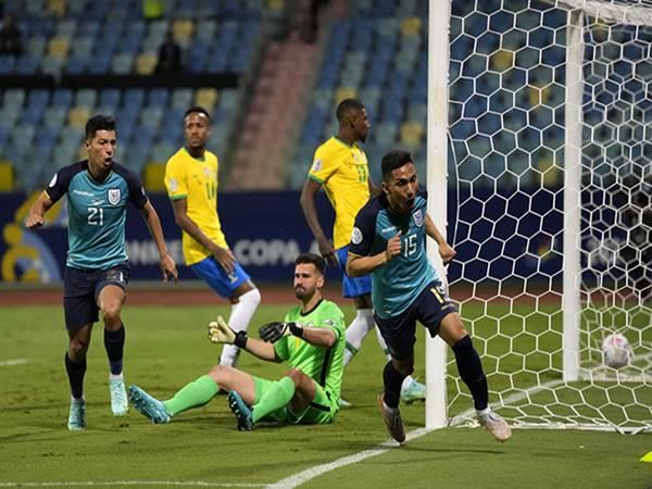 Thể thao trưa 28/6: Brazil bị cắt mạch thắng ở Copa America
