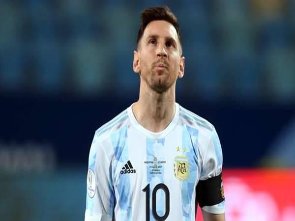Tin bóng đá sáng 9/8; Messi đối diện với tương lai bất định